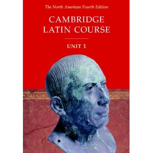 Cambridge Latin Course - Stage 1-12 vocab.