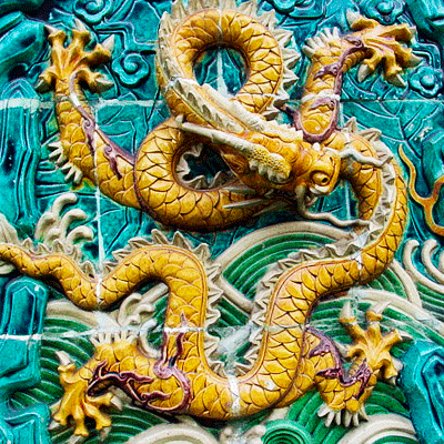 Chinese Folk Tales--Ye gong Loves Dragons