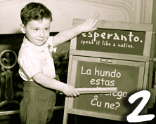 Learn to Speak Esperanto Like a Native!™ (2)