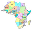 Capital Cities of Africa